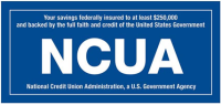 Regulated By The National Credit Union Administration